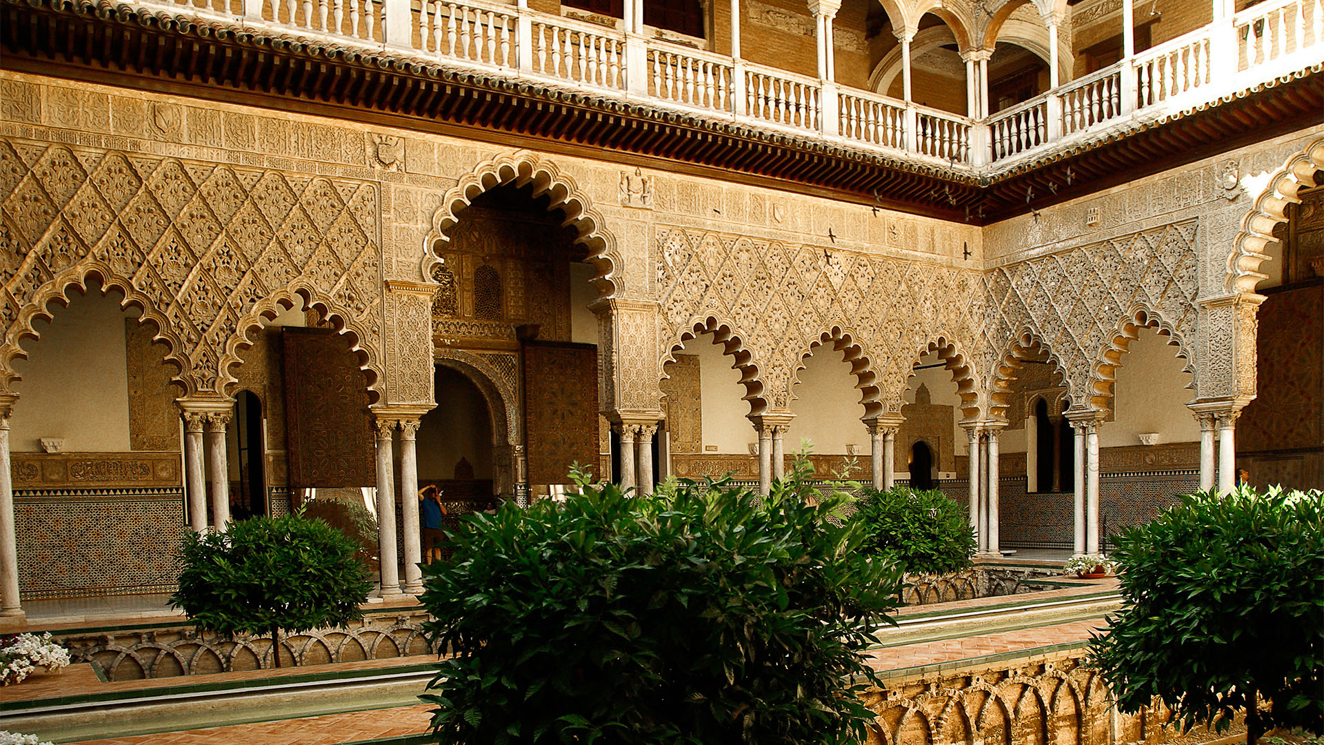 Rutas Culturales por España. Sevilla