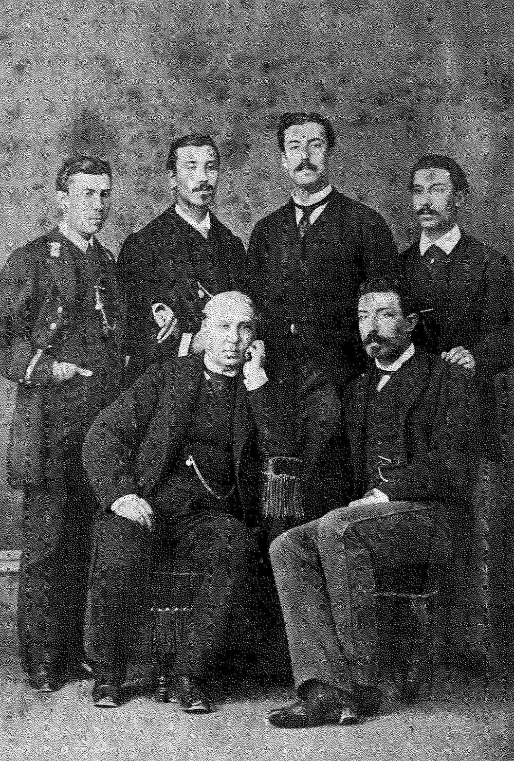 15-D.-José-María-de-Ybarra-con-sus-hijos-Ramón-Tomás-Eduardo-y-Luis